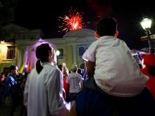 Cohetazo Bicentenario