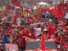 Zulia resteado con Nicolás Maduro