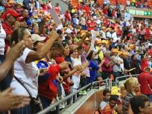 Militancia del PSUV
