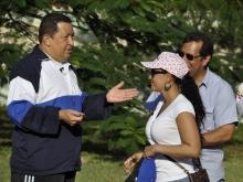 Hugo Chávez en La Habana