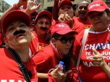 Por Amor a Chávez