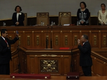Juramentación de Nicolás Maduro como Presidente