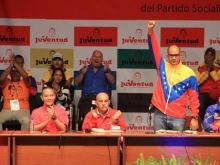 Clausura III Congreso del PSUV, Capitulo Juventud