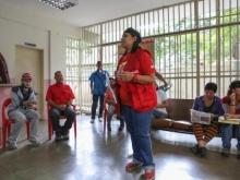Jefas y Jefes de UBCh en Caracas