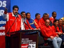 Precandidatos del PSUV
