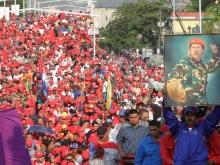 Vargas respalda al candidato de la Patria