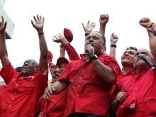 Marcha Resteados con Chávez