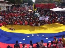 Movilizacion Caracas