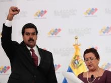CNE proclama a Nicolás Maduro presidente (15 de abril)