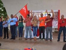 Firma de Actas en Portuguesa