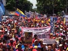 Movilización Caracas