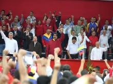 Solidaridad con la Revolucion Bolivariana