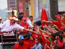 Trujillo respalda al candidato de la Patria