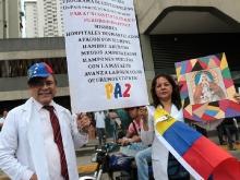 Marcha por el derecho a la salud