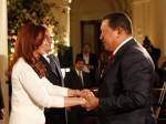 Presidenta Cristina y Presidente Chavez