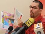 Jorge Arreaza, coordinador del Sistema de Formación Socialista Simón Rodríguez
