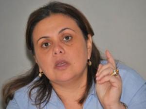 Liseta Hernández, nJefa del Comando de Campaña Bolívar 200 en Delta Amacuro
