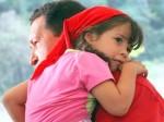 Presidente Chávez y la niñez