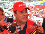 Héctor Navarro, candidato a la AN por la lista del PSUV