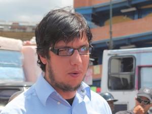 Jorge Amorín, Candidato a la AN