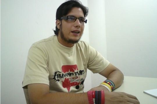 Jorge Amorín, candidato del PSUV por el circuito 3 del estado Miranda