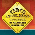 Ley para privatizar la electricidad