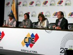 Rectores del CNE 2010