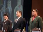Chávez y Correa
