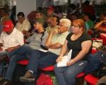Cuadros en formación del PSUV rumbo a la consolidación del Pueblo Legislador.