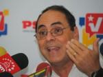 Héctor Navarro, integrante de la Dirección Nacional del PSUV