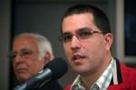 Jorge Arreaza, coordinador del Sistema de Formación Socialista del PSUV.