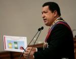 El presidente Chávez presentó el balance de gestión 2010 ante la Asamblea Nacional