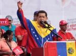Hugo Chávez conmemora el vigésimo segundo aniversario del 27F desde Petare. Foto: AVN.