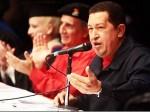 Presidente Chávez en el Teresa Carreño