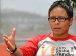 Érika Farías, vicepresidenta del PSUV para la Región de Los Llanos I. Foto: Archivo