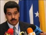 Nicolás Maduro, dirigente del PSUV y Canciller de la República. Foto: Archivo