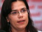 Blanca Eekhout, coordinadora de Comunicación, Propaganda y Agitación del PSUV. Foto: Archivo AVN