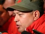 Diosadado Cabello, vicepresidente del PSUV para la Región Oriental. Foto: Archivo