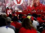 Encuentro Socialista Región Central para presentar las conclusiones de las Líneas Estratégicas de Acción Política. Foto: AVN