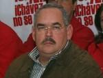 Francisco Rangel Gómez, coordinador del PSUV en el estado Bolívar. Foto: Archivo