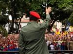 El pueblo se comprometió con Chávez a darle continuidad a la Revolución. Foto: AVN