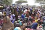 La ONU declaró situación de hambruna en dos regiones del Sur de Somalia. Foto: EFE