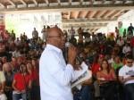 El 7 de enero próximo será el gran despliegue del PSUV