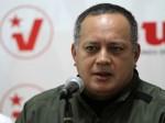 Cabello duda que la oposición realice sus primarias el 12 de febrero próximo