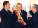 Chávez asumió la presidencia el 2 de febrero de 1999