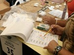El registro electoral cierra formalmente el 15 de abril próximo