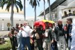 Américo Silva luchó contra el latifundio y las reivindicaciones campesinas