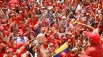 Cumaná se desbordó por amor al Comandante Chávez