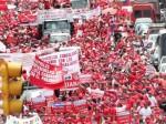 Marcha Día Internacional del Trabajador