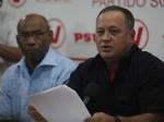 Cabello alertó al Pueblo sobre planes desestabilizadores de la derecha